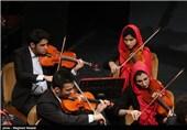 اجرای ارکستر و کر آیسو مازیار یونسی در جشنواره بینالمللی موسیقی فجر