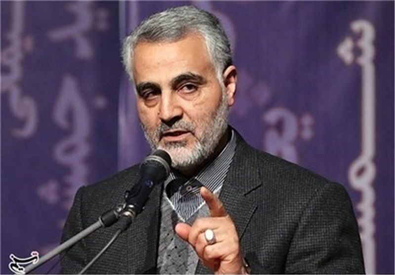 General Soleimani Underlines Iran's Leading Role in Islamic World