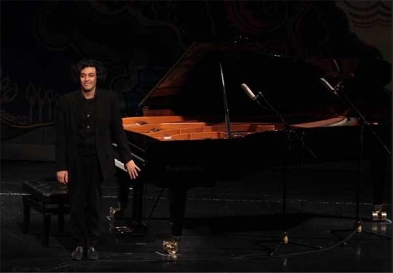کمانچه و پیانو از راههای مشترک گفتند / چکشکاری های یزدانیان بر سیمهای پیانو