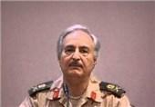 """سخنگوی نیروهای """"حفتر"""" از پیوستن 90 درصدی ارتش لیبی به این ژنرال خبر داد"""