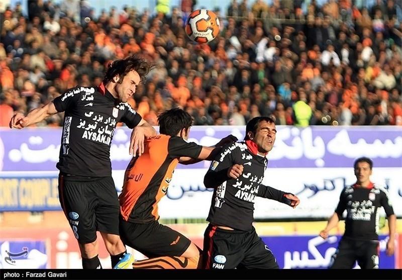 Tractor Sazi Defeats Mes to Win Iran's Hazfi Cup