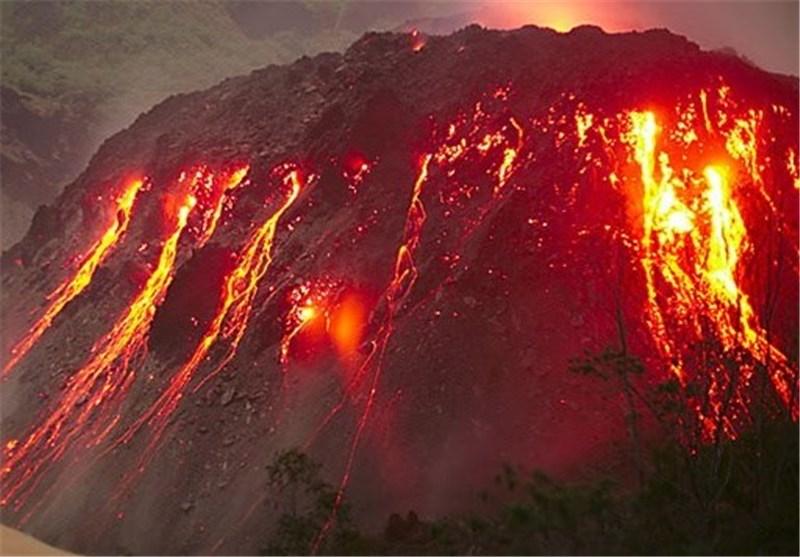 بركان كيلودجزيرة جاوا