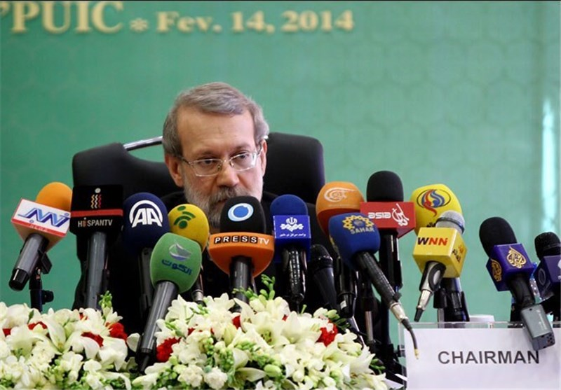"Speaker Terms Palestine ""Islamic Unity's Center of Gravity"""
