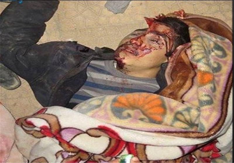 """تنظیم """"داعش"""" الإرهابی یرتکب مجزرة مروعة ضد المدنیین فی """"حریتان"""" شمال حلب // صور //"""