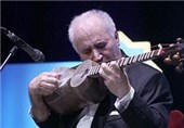 غوغای رامیز قلیاف در جشنواره موسیقی فجر