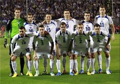 تیم ملی بوسنی و هرز گوین
