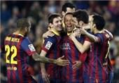 گام بلند بارسلونا و پاری سنژرمن برای صعود به جمع 8 تیم پایانی