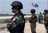 پلیس تونس سه مظنون تروریستی را در مرز الجزایر به هلاکت رساند
