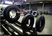 یک میلیارد ریال لاستیک قاچاق در یزد کشف شد
