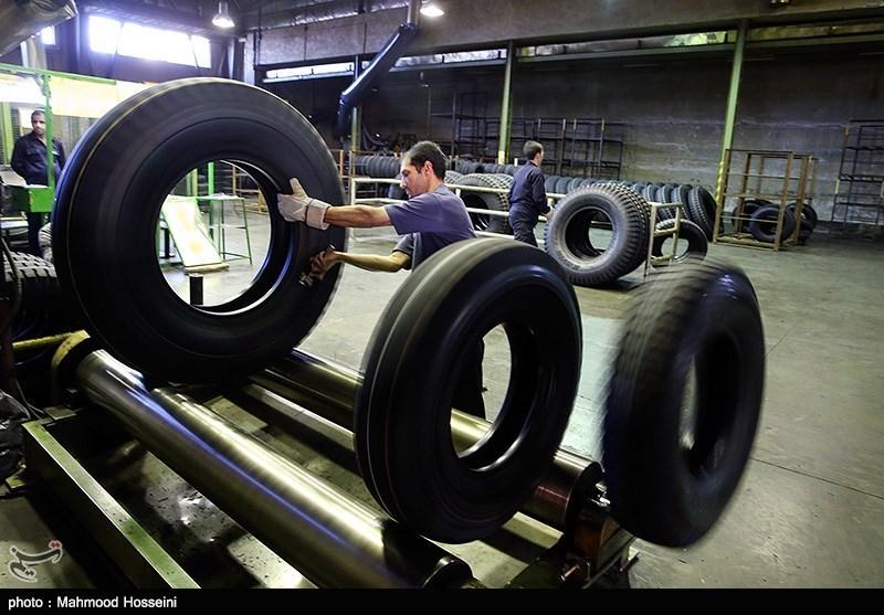 خط تولید لاستیک کویر تایر در بیرجند