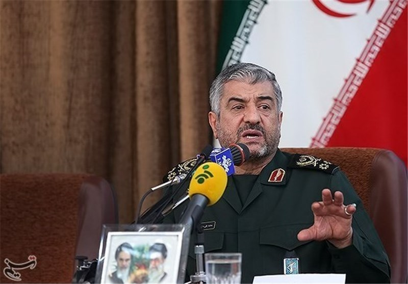 IRGC Renews Support for Oppressed Nations, Rejects Presence in Syria