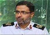 بازدید سرزده رئیس پلیس راه کشور از 2 پاسگاه در سمنان