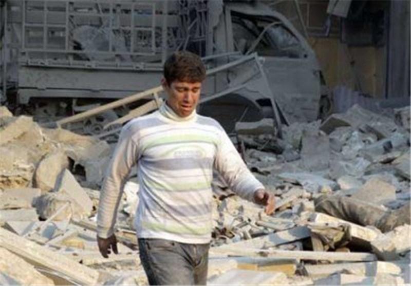 الجيش السوري مدينة يبرود