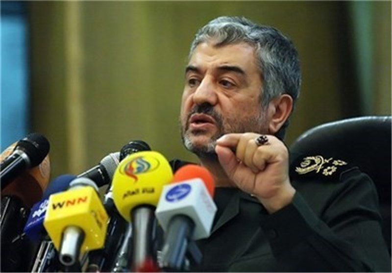 IRGC Chief Stresses Failure of All US, Israeli, Saudi Plots against Islamic Revolution