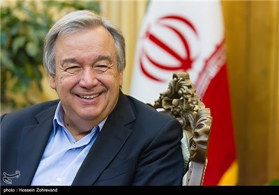 UN Refugee Chief Meets Iranian Interior Minister