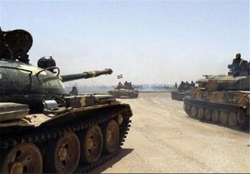 الجیش السوری یحکم سیطرته على معان بریف حماة