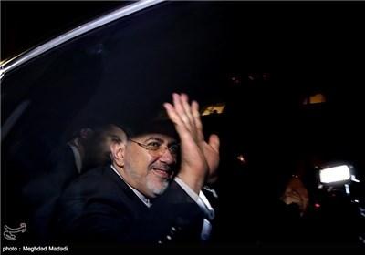 علی هامش لقاء ظریف و اشتون فی فیینا