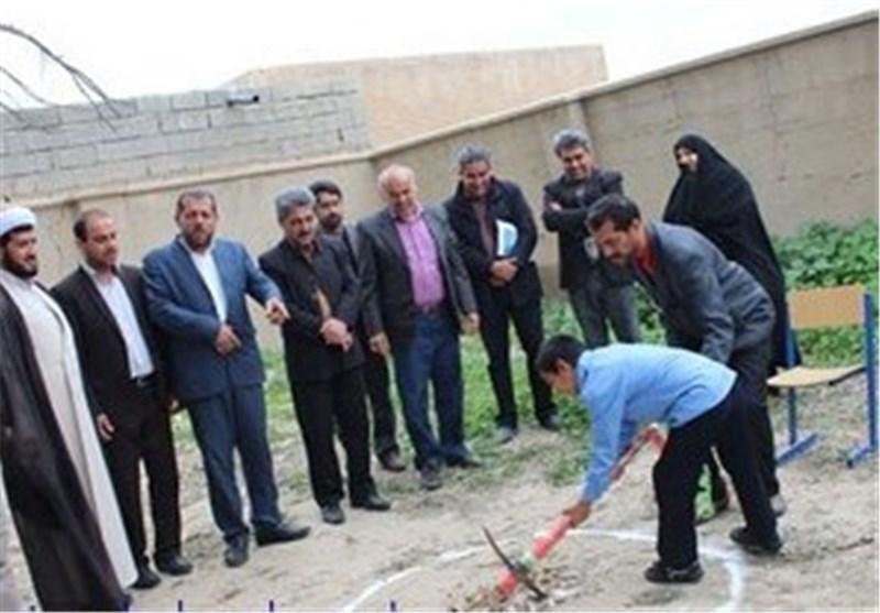 ساخت بزرگترین مجتمع آموزشی استان آذربایجان غربی در خوی آغاز شد