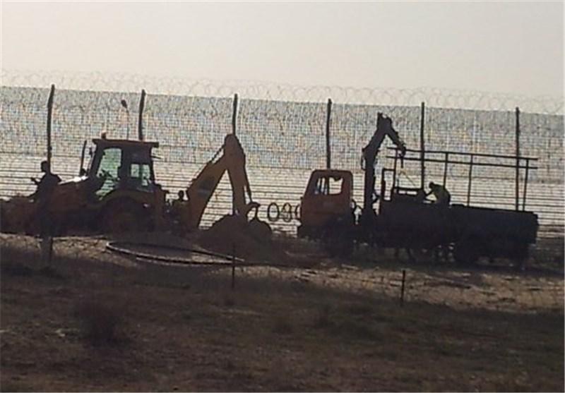 """وسائل اعلام صهیونیة: مصر تحصن مواقعها على الحدود مع """" اسرائیل """""""