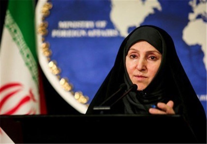 Spokeswoman Blasts Anti-Iran UN Human Rights Resolution