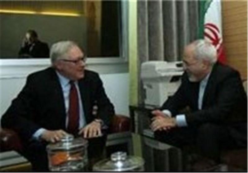 لقاء روسی- ایرانی قبل انعقاد اجتماع فیینا النووی