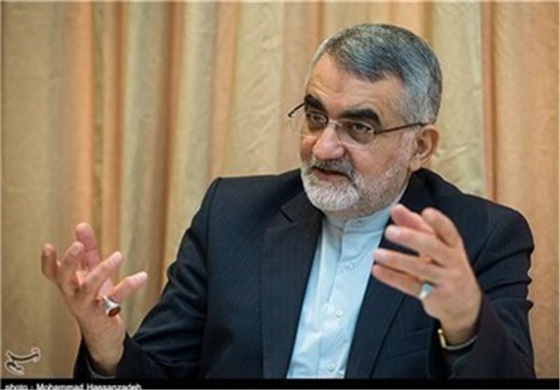 رئیس لجنة الامن القومی: الحظر الأمریکی الجدید یتعارض مع اتفاقیة جنیف