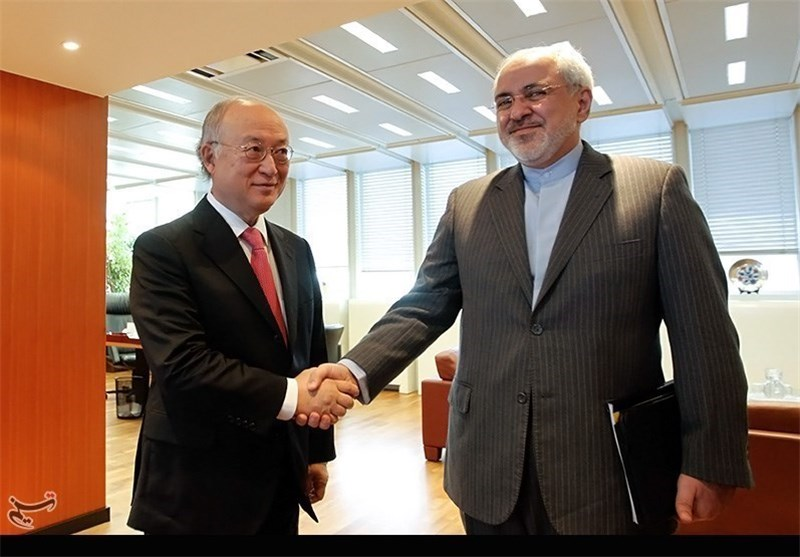 Iran Resolved to Cooperate with IAEA: FM