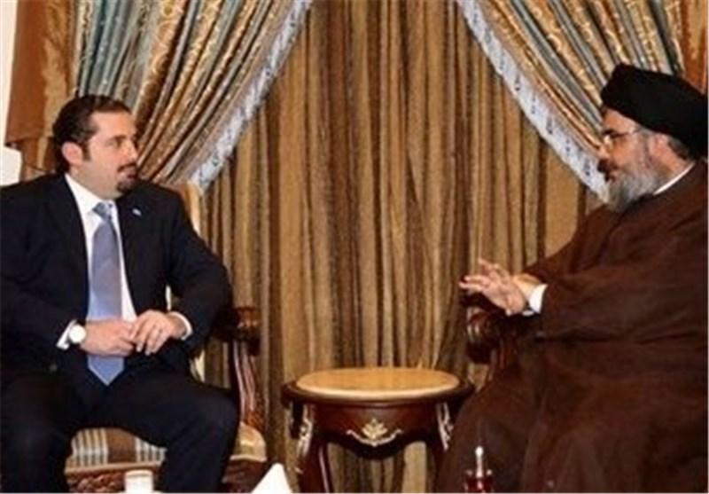عودة التواصل بین حزب الله وتیار المستقبل بوساطة عونیة