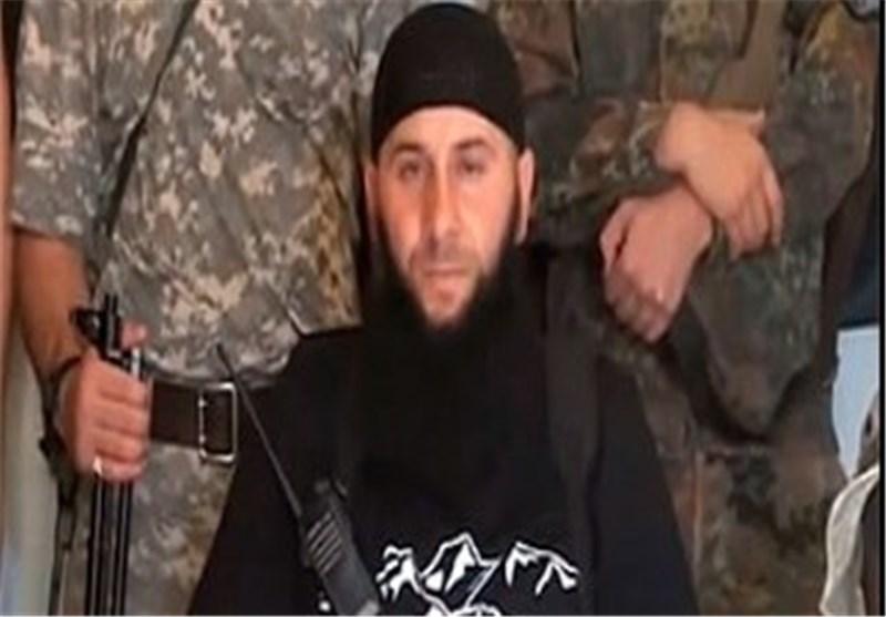 حلقه تروریستهای چچنی در سوریه