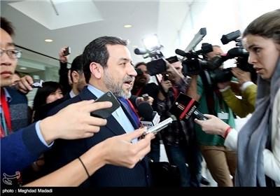 عراقجی: تفکیک المنشآت النوویة الایرانیة لیس مطروحاً
