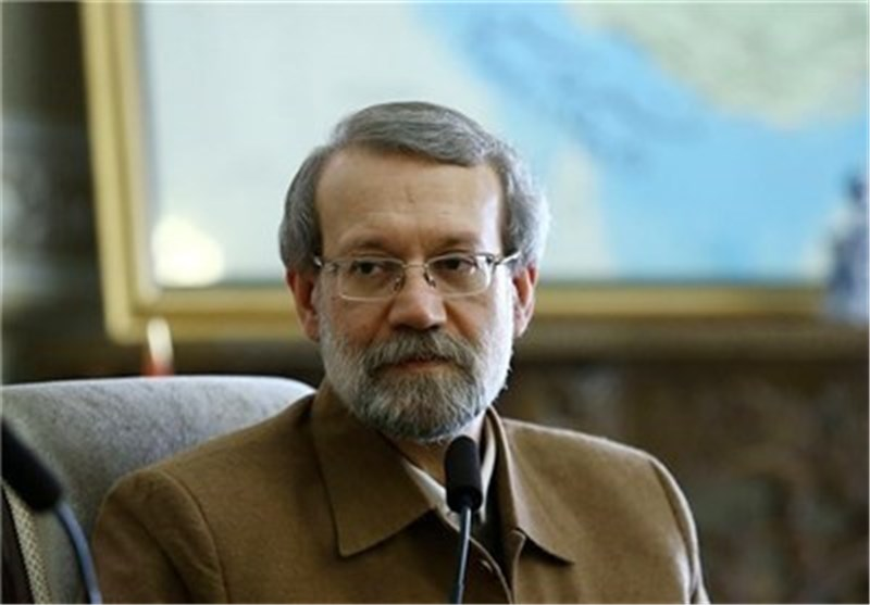 لاریجانی: یجب تضییق الخناق اکثر فاکثر على کیان الاحتلال الصهیونی
