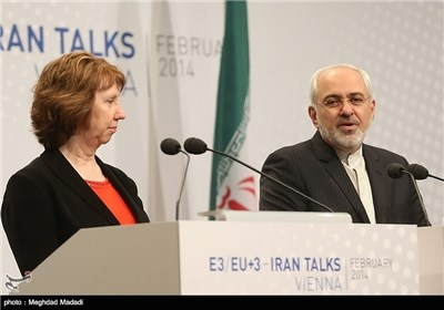Zarif, Ashton Hold Joint Press Conference as Talks Wrap Up in Vienna