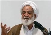 قم| آیت الله مسعودی خمینی: آیت الله مؤمن خدمات بی نظیری برای انقلاب اسلامی انجام داد