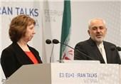"""Zarif Describes Iran-Sextet N. Talks as """"Serious, Substantive"""""""