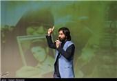 مشهد|شعرخوانی صابر خراسانی در ویژه برنامه سخنرانی نوروزی مقام معظم رهبری