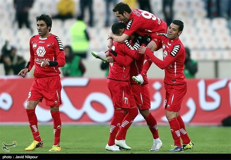 Tehran's Reds Move to Third after Victory over Saba