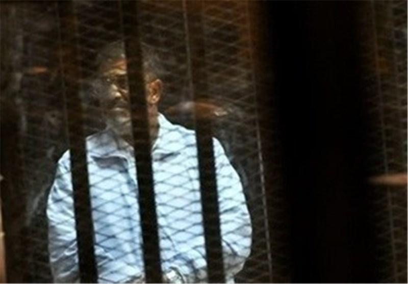 Trial of Egypt's Mursi over Espionage Adjourned to Feb. 27