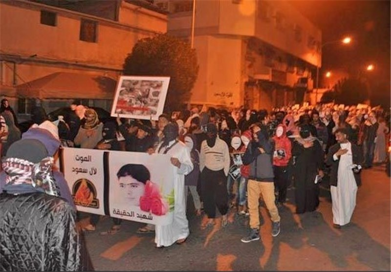 Protesters in Saudi Arabia Attend Human Rights Activist Funeral