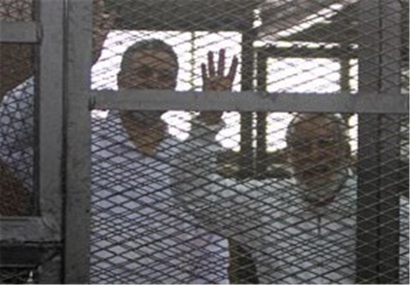 رهبران اخوانالمسلمین در زندان