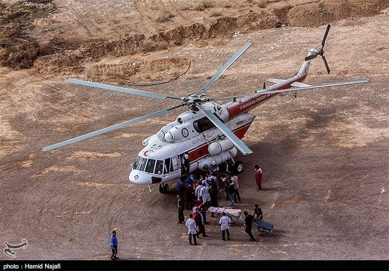آغاز طرح امداد هوایی نوروز در اردبیل