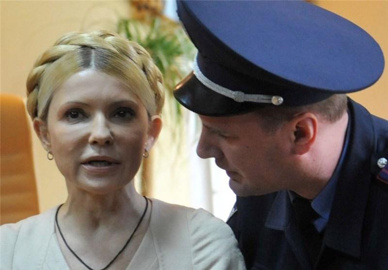 Freed Tymoshenko Addresses Ukraine Protesters