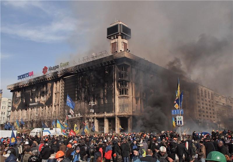 Ukraine Rivals Clash as Russia Alerts Troops