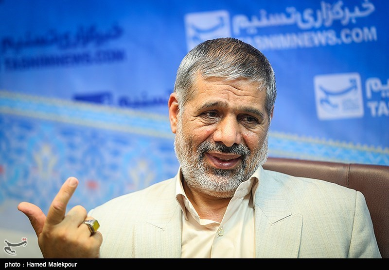 حضور حسین فدایی در خبرگزاری تسنیم
