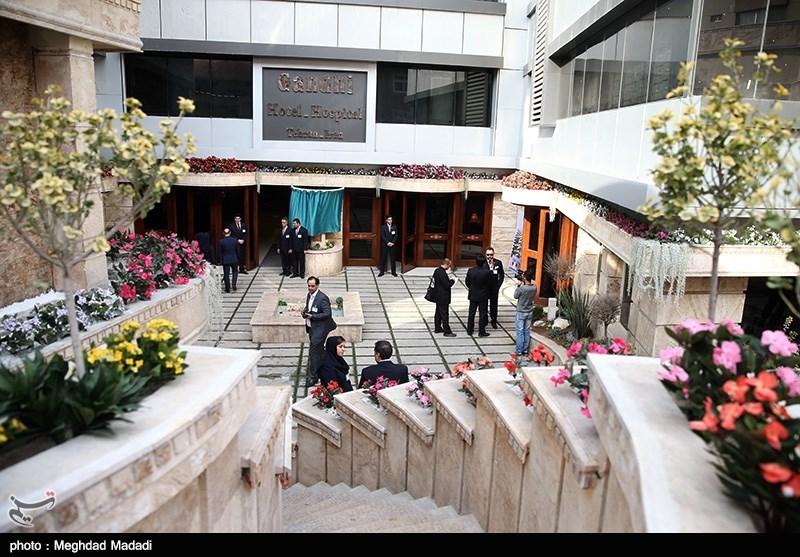 نزدیک ترین مترو به بیمارستان گاندی اقدامات مترو برای جابجایی تماشاگران بازی ایران - کره جنوبی.