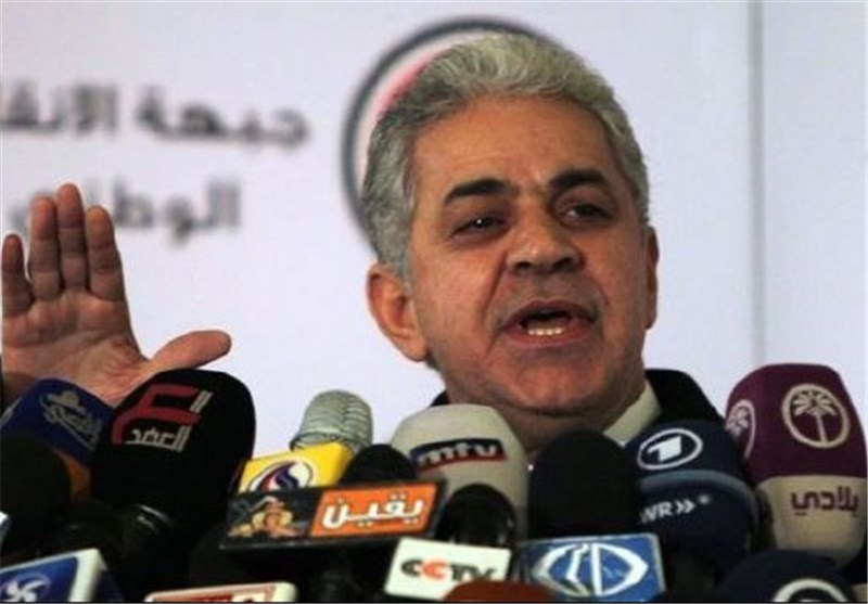 """صبّاحی ینفی اجتماعات سریة مع """"الإخوان"""" للحصول على دعمهم فی الانتخابات الرئاسیة"""