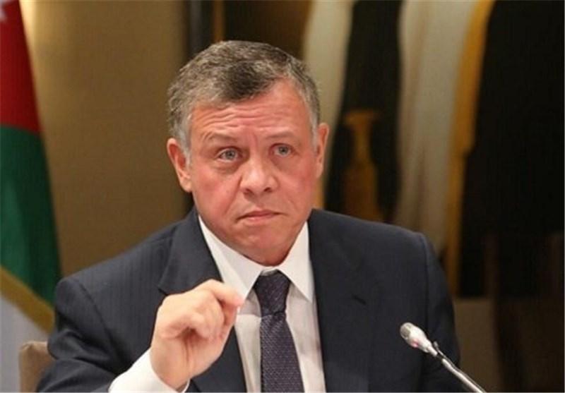 ملک الأردن یؤکد أن أکثر من 60 جنسیة تقاتل فی سوریا .. ویحذر من النتائج الکارثیة لتقسیم البلاد