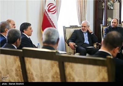 ظریف: ایران تدافع عن حقوقها وحقوق جمیع اعضاء ان بی تی
