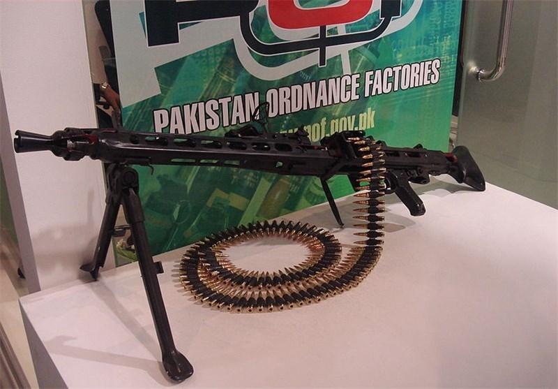 اسلحة باکستانیة من السعودیة إلى الارهابیین التکفیریین فی سوریا