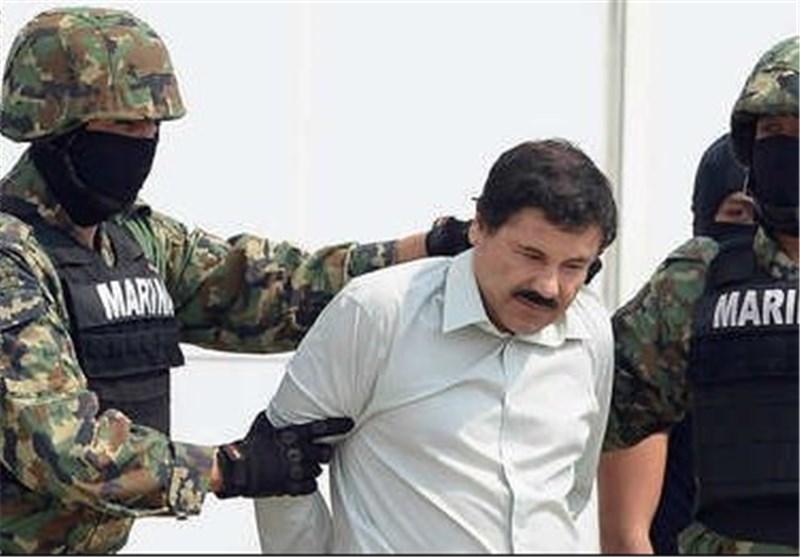 اعتقال أخطر تاجر مخدرات فی العالم