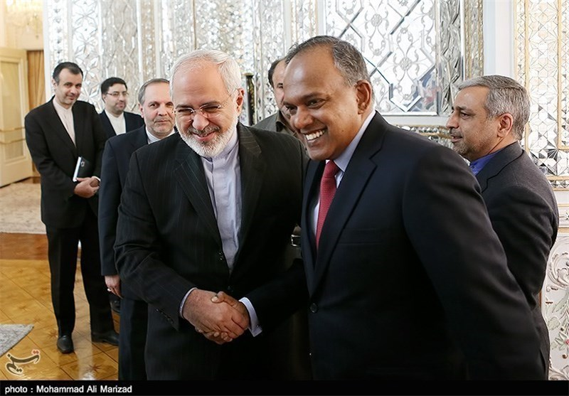 Iranian FM Favors Iran-ASEAN Cooperation